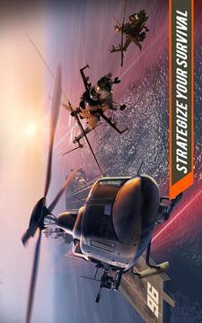 Military Helicopter Heavy GunShip Battle Simulator截图