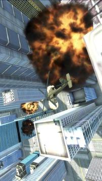 纽约坦克大战 GTA Apache vs Tank in New York截图