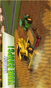 农用拖拉机模拟器3D截图