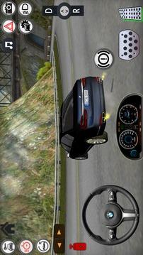 760Lİ vs 750Li Car Drift Simulation截图