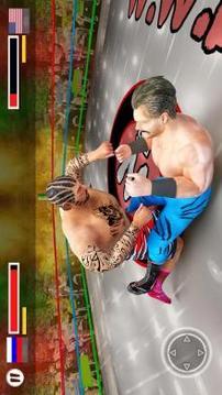 摔角 斗争 革命 17截图