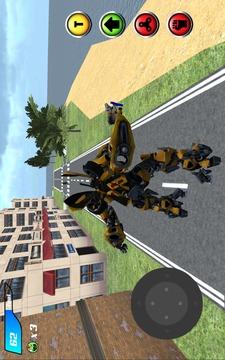 X Robot Spinner : Zombie截图