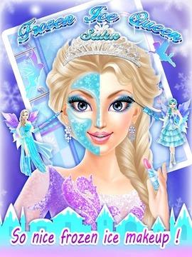 冰雪女王沙龙截图