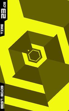 超级六边形截图