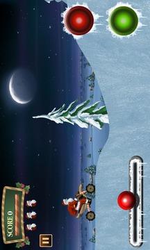 圣诞老人:骑车游戏截图