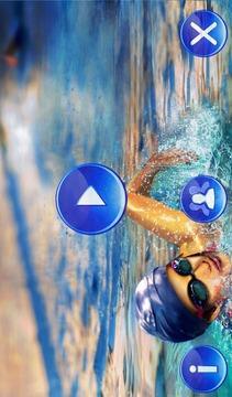 游泳比赛3D截图
