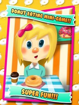 甜甜圈店  Donut Shop截图