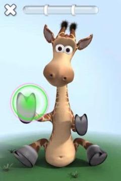 会说话的长颈鹿截图