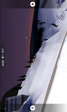 滑雪飞行截图