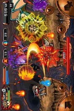 魔界忍者2:洞窟截图