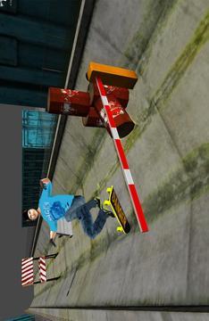 极限滑板3D游戏截图