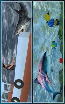 饥饿的大白鲨3D复仇截图