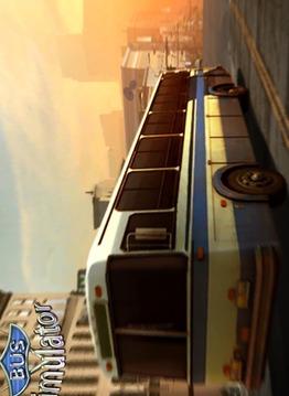 城市公交车驾驶3D模拟器截图