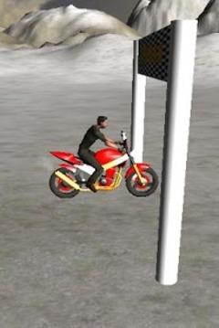3D自行车截图
