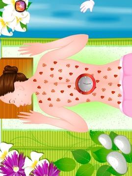洗澡沙龙女生游戏截图