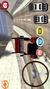 真实TR卡车驾驶游戏截图