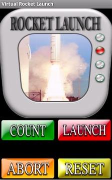 火箭发射截图