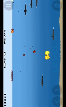 潜水艇海战截图