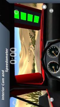 拉力赛模拟器截图