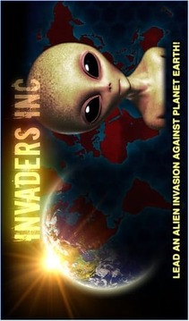 入侵者公司 - 外星瘟疫截图