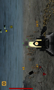 海滩防御截图