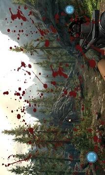 军队狙击杀手:3D目标截图