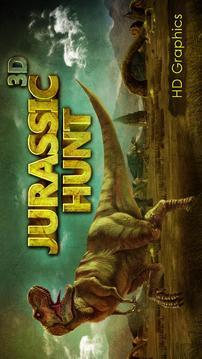 侏罗纪狩猎3D Jurassic Hunt 3D截图