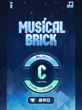 Musical Brick截图