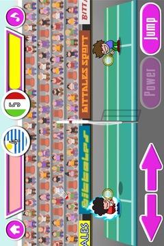 羽毛球比赛截图