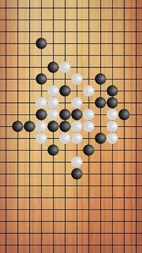 全屏五子棋截图