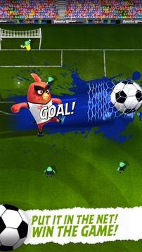 愤怒的小鸟足球队截图