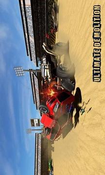 豪华轿车 Xtreme 拆除德比截图