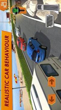 Camper Van Truck Simulator截图
