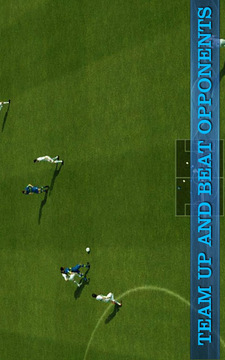 足球运动员:足球比赛截图