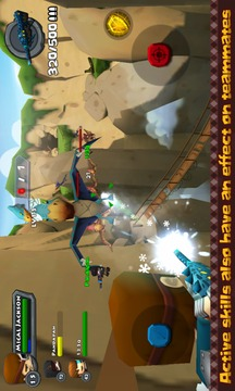 迷你英雄:恐龙猎人截图