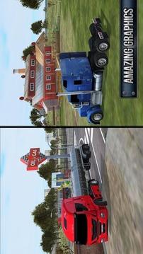 卡车模拟器2017 完美版截图