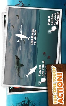 复仇大白鲨截图