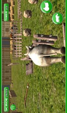 3D愤怒的犀牛模拟器游戏截图