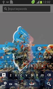 Reef Keyboard截图