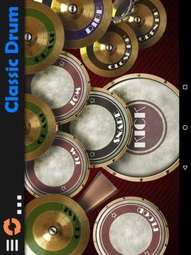 Classic Drum - 爵士鼓截图