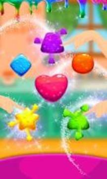 Slime Maker Craft - DIY Fluffy Jelly截图