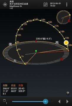 Sun Surveyor Lite (太阳测量师精简版)截图