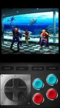 Kof 2000 Fighter Arcade截图