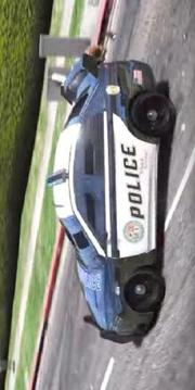 Real Extreme Police Car Simulator 2019 3D截图