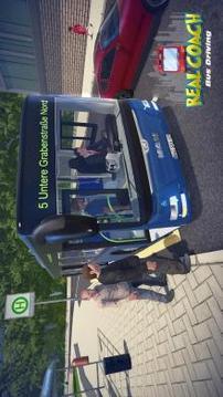 Real Traffic Driving- Extreme Bus Driver Simulator截图