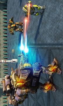 机甲机器人大战2050截图