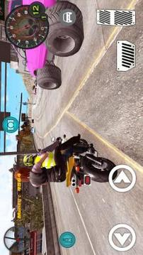 Motorbike Taxi Driver截图