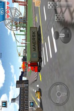 停车大师3D 大卡车截图