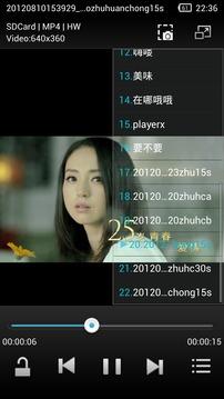 PlayerX截图