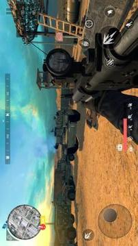 Country War: Battlefield Shooter截图